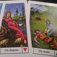Evolutionary Tarot Deck from Richard Hatnett